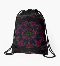 Post Alien Luminance Pedals Design Offering From Green Bee Mee  Drawstring Bag