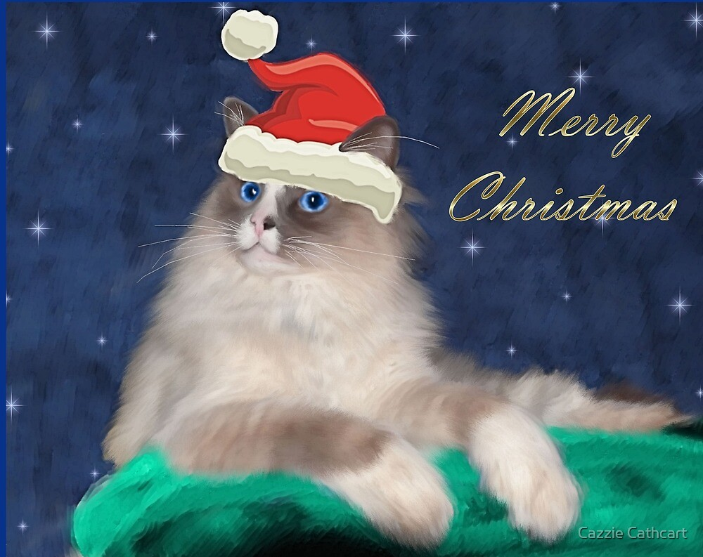 Merry Christmas by Cazzie Cathcart