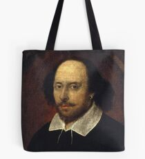 William Shakespeare Tote Bag