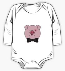 waddles One Piece - Long Sleeve