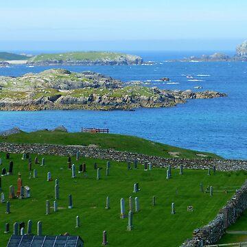 The Graveyard - Great Bernera by SunriseRose