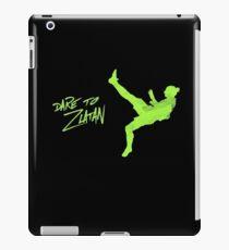 DARE TO ZLATAN iPad Case/Skin