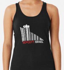 Boycott Israel NEG (wall version) Tanktop für Frauen