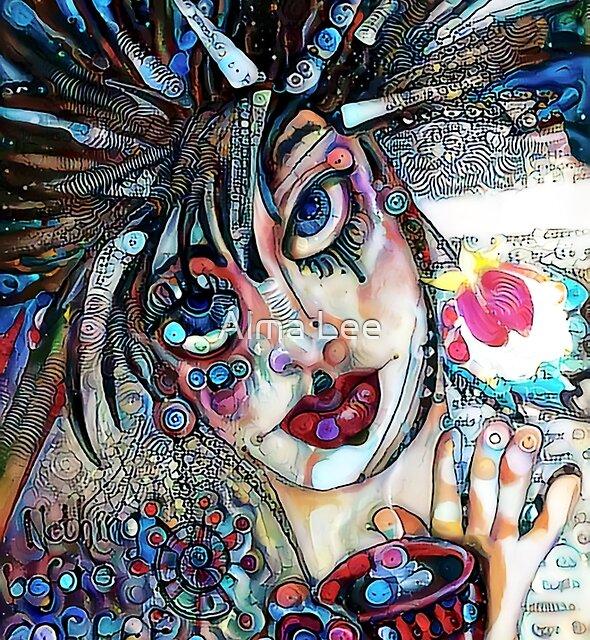 Not before coffee (Digital Version) by Alma Lee