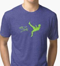 DARE TO ZLATAN Tri-blend T-Shirt