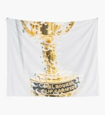 Melbourne cup winners trophy Wall Tapestry