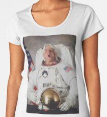 Lost in Space Mountain Women's Premium T-Shirt
