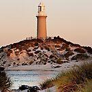 Rottnest Bathurst Lighthouse by Colin White