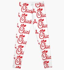 Chick fil a yummy coy Leggings
