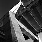 Anzac Bridge Study 2 by Tatiana R
