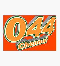 044 Chennai Photographic Print