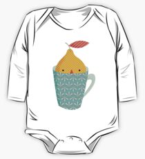 lemon in a cup One Piece - Long Sleeve