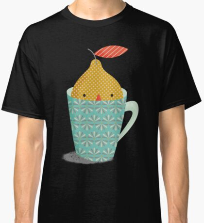 lemon in a cup Classic T-Shirt