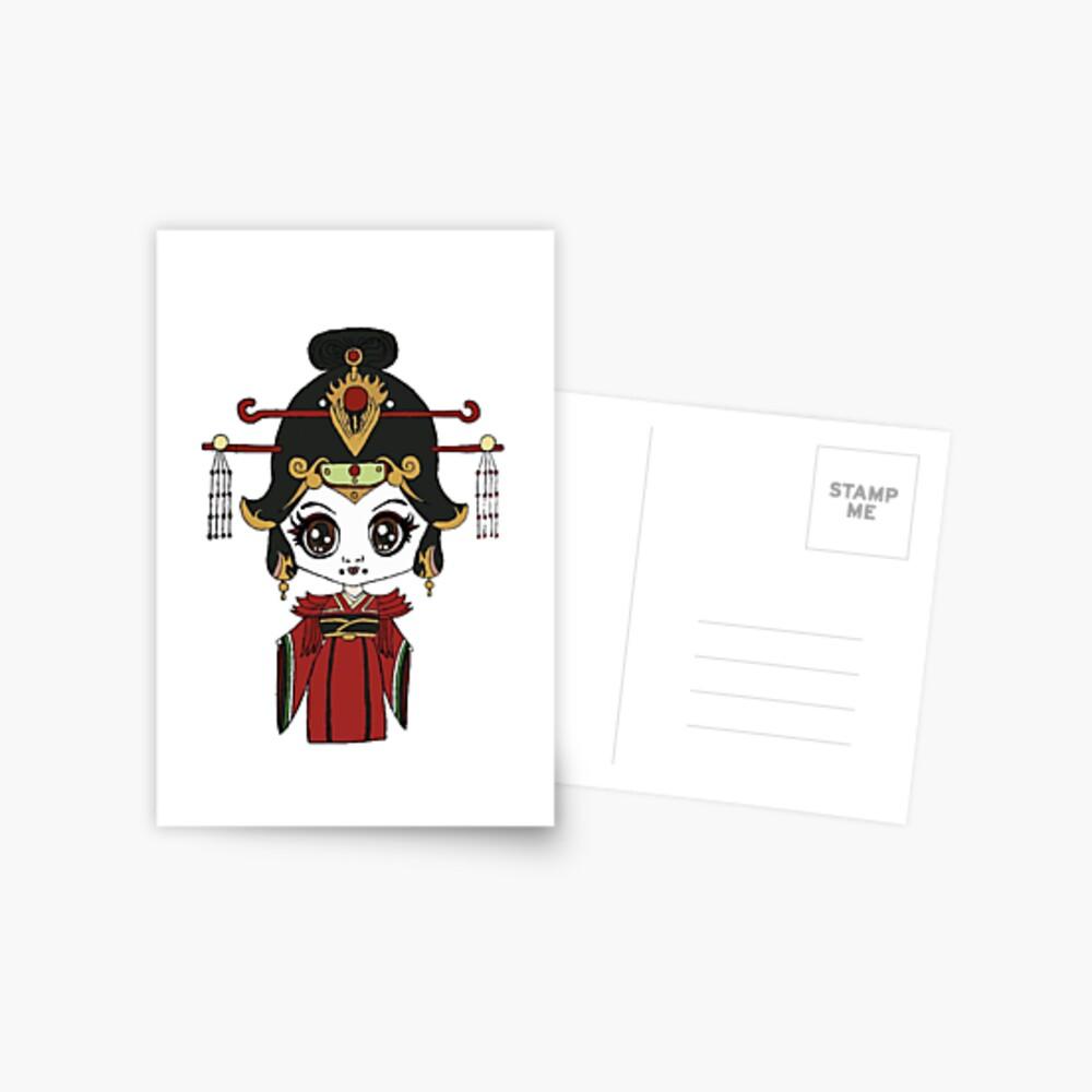 Wu Zetian Postal
