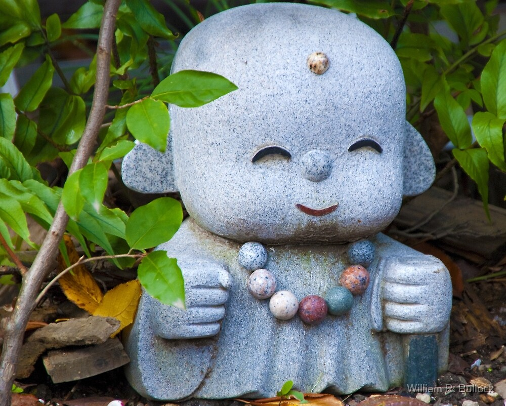 Jizo-Bosatu Positive by William R. Bullock
