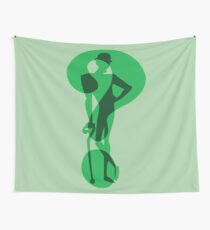 THE RIDDLER Wall Tapestry