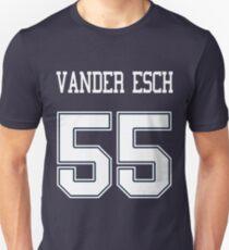 VANDER ESCH 55 Unisex T-Shirt
