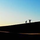 in the sahara by sparrowdk