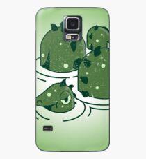 Green Monster Case/Skin for Samsung Galaxy
