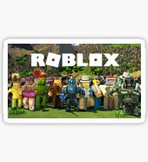 ROBLOX GIFT ITEMS - Tshirt - Phone Case - Pillows - Mugs & Much More.. Sticker