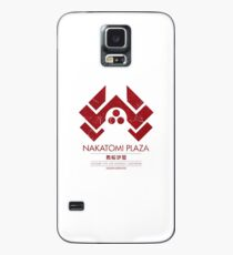 Nakatomi plaza Case/Skin for Samsung Galaxy
