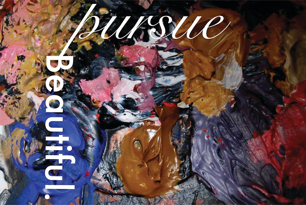 Pursue Beautiful 3 by Michelle Side