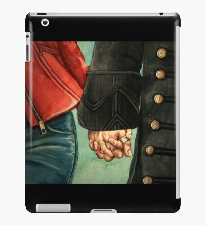 Need a Hand, Love? iPad Case/Skin