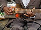 Tin guitar by awefaul