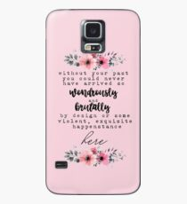 why she disappeared Case/Skin for Samsung Galaxy