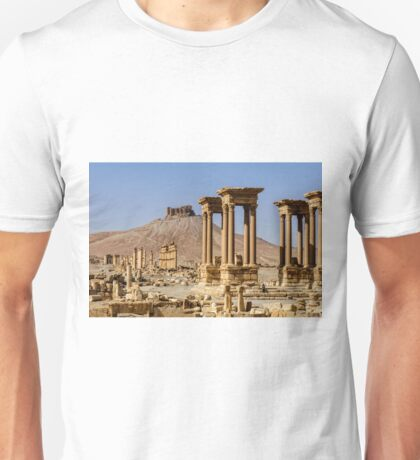Palmyra.... now the madness of  ignorant despotes returns  T-Shirt