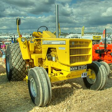 Allis Chalmers Beachmaster by hawkie