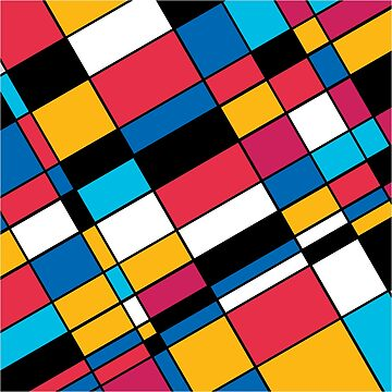 Colorful Squares by SamuelMolina