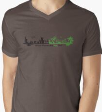 Which Planet Are You On? - version 2 Mens V-Neck T-Shirt