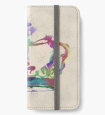 Crown iPhone Wallet/Case/Skin