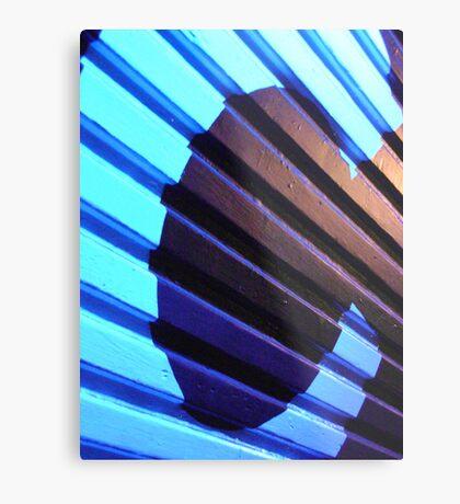 deep blue C  Metal Print