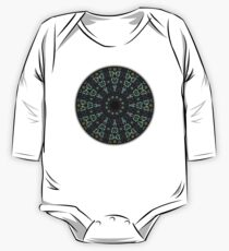 Sidereal Wind Rose One Piece - Long Sleeve