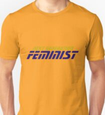 Next generation FEMINIST Unisex T-Shirt