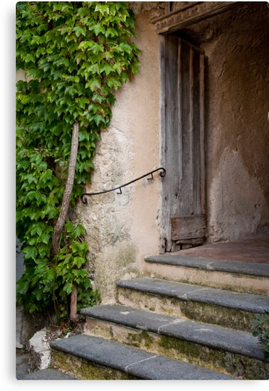 Villa Steps by phil decocco