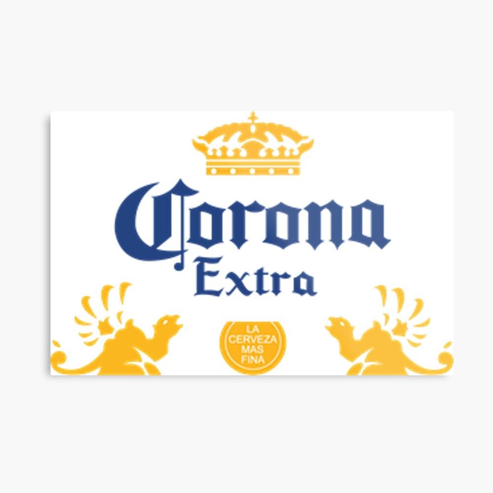 Corona Extra de Jack Atwell Lámina metálica