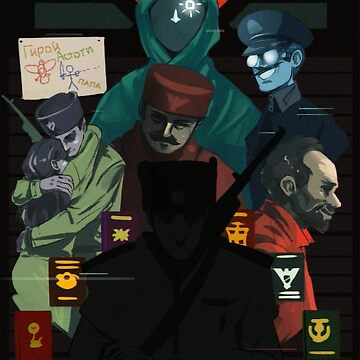 Papers, please by markdanshin