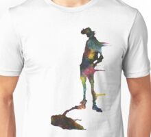 He's a dandy guy, made of space. Unisex T-Shirt