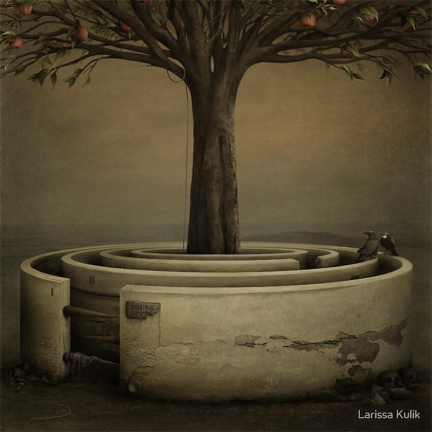 Apple Youth by Larissa Kulik