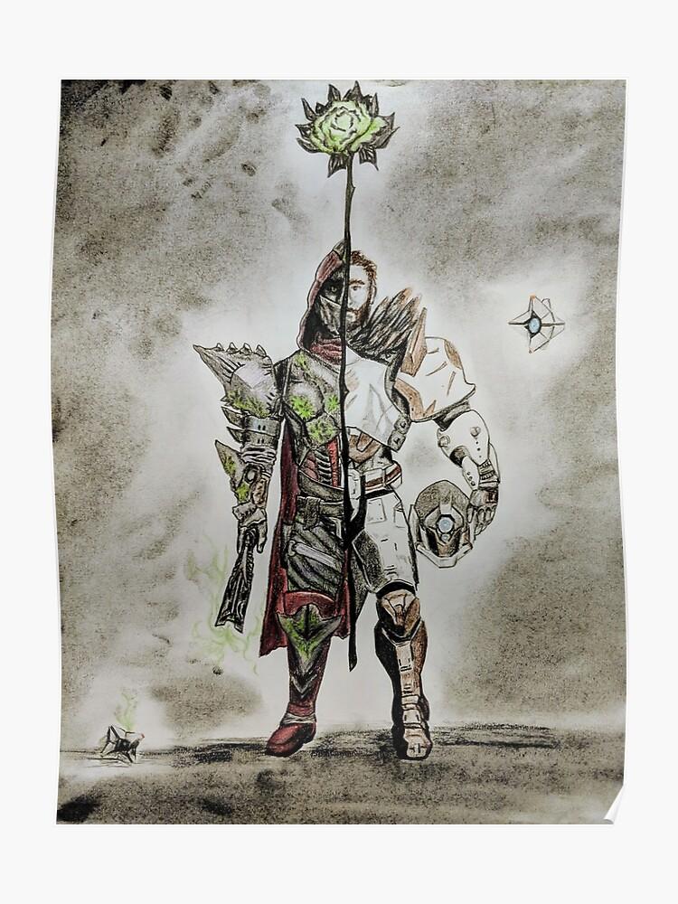 The Legend of Dredgen Yor | Poster