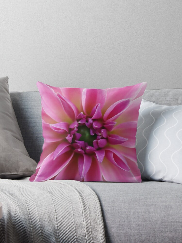 Lovely Pink Garden Beauty Macro Photography by hurmerinta