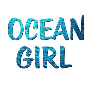Ocean girl by Kaylaya