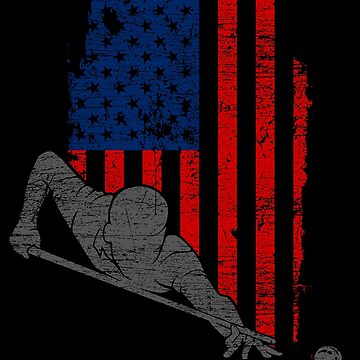 Billiards USA by GeschenkIdee