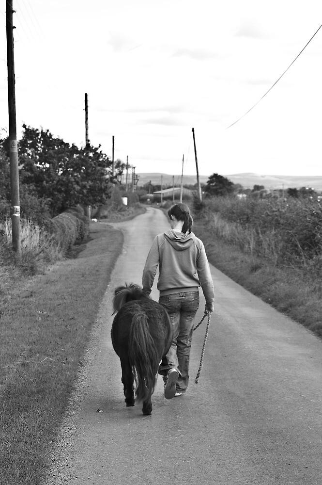 A Long Walk by Adam Kennedy