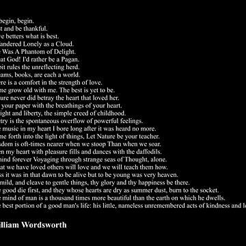 William Wordsworth Quotes by qqqueiru