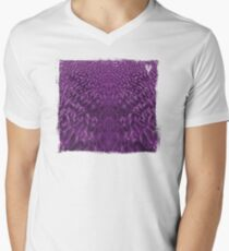 Sand Shadow - Purple Men's V-Neck T-Shirt