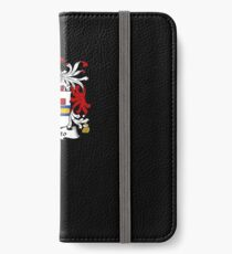 Alberto Coat of Arms - Family Crest Shirt iPhone Wallet/Case/Skin